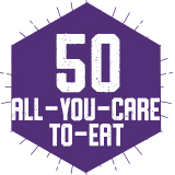 50 all-you-care-to-eat
